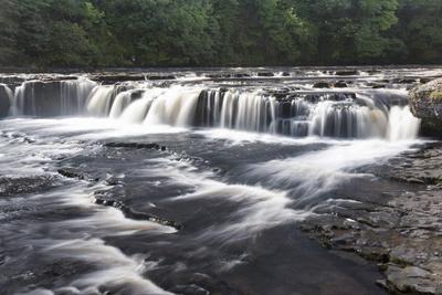 Aysgarth Falls, Yorkshire Dales, Yorkshire, England, United Kingdom, Europe