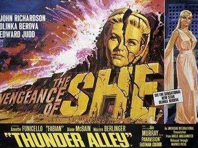 Vengeance of She (The)