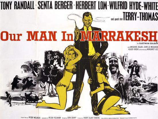 Our Man in Marrakesh' Posters - | AllPosters.com