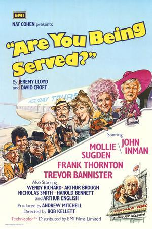 Are You Being Served