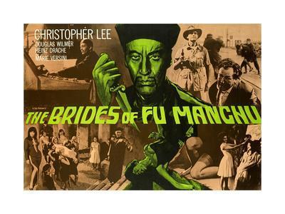Brides of Fu Manchu (The)