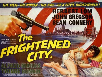 Frightened City (The)
