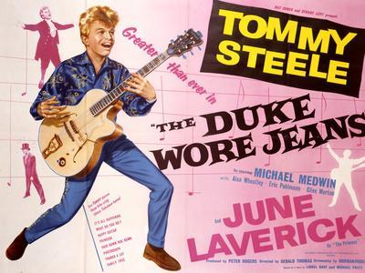 Duke Wore Jeans (The)