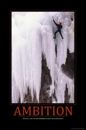 Ambition (French Translation)