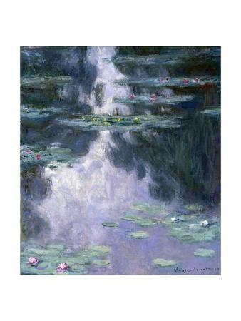 Water Lilies (Nymphéas)