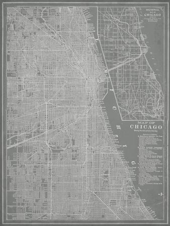 City Map of Chicago