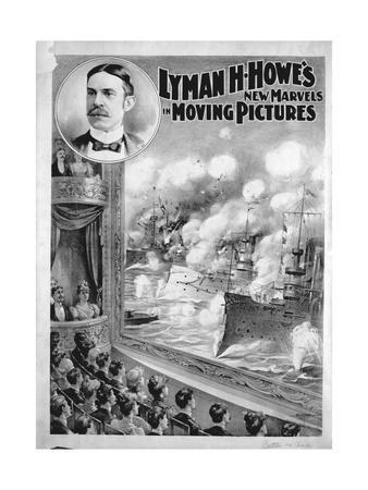 Lyman Howe's New Marvels in Moving Pictures