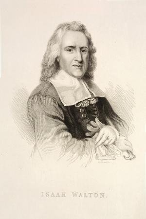Portrait of Izaac Walton