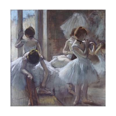 The Ballet Class