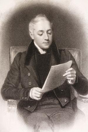 Portrait of John Murray II