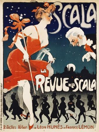 Scala, La Revue De La Scala