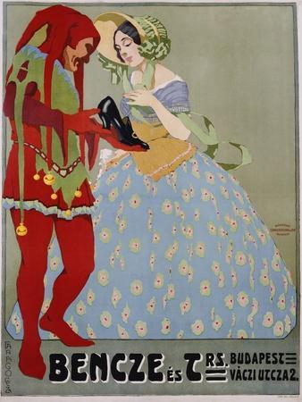 Bencze Es Trs. Poster