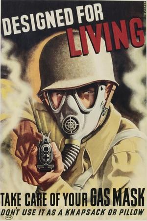 Designed for Living Poster