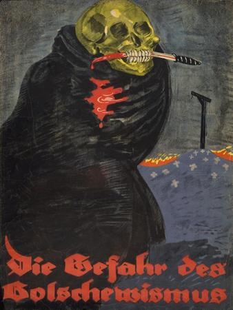 Anti-Bolshevism Poster