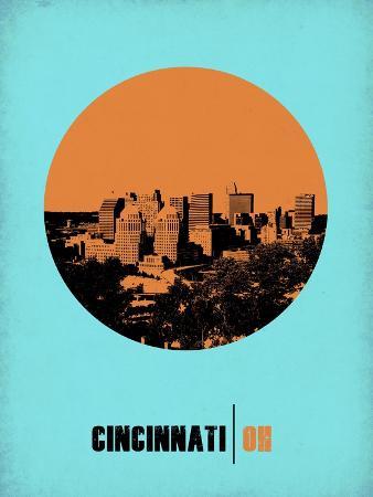Cincinnati Circle Poster 1