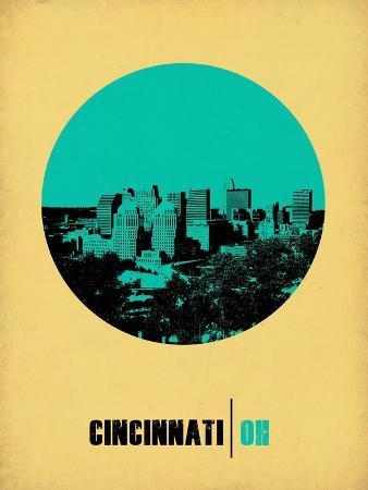 Cincinnati Circle Poster 2