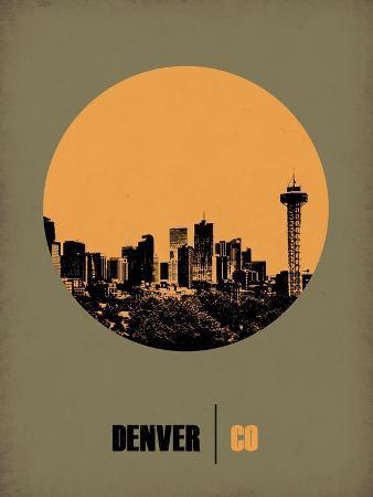 Denver Circle Poster 2