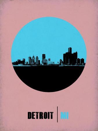 Detroit Circle Poster 1