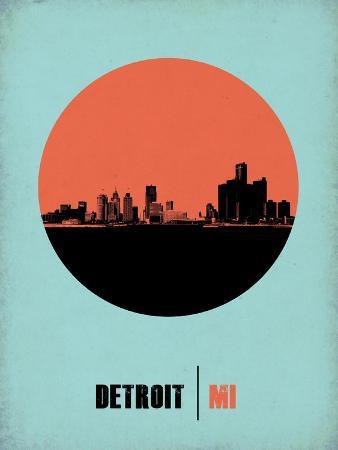 Detroit Circle Poster 2