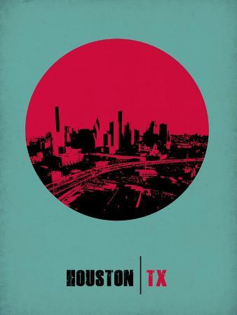 Houston Circle Poster 2