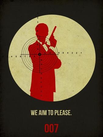 James Poster Black 2