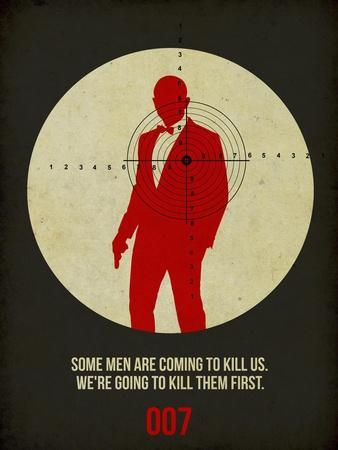 James Poster Black 3