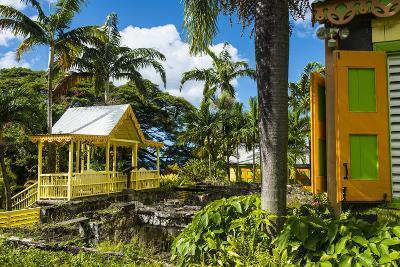 Romney Manor on St. Kitts
