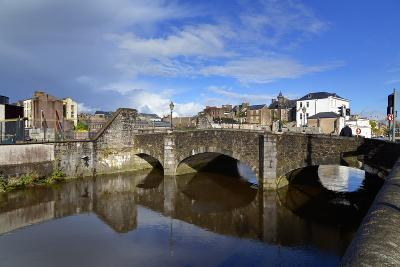 South Gate Bridge over the River Lee, Cork City, County Cork, Munster, Republic of Ireland, Europe
