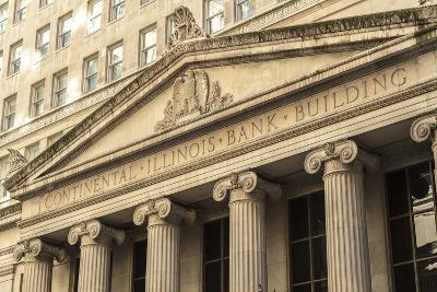 Classical Architecture in the Financial District