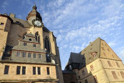 Landgrave Castle Clock Tower