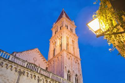 Cathedral of St. Lawrence (Katedrala Sv. Lovre) at Night