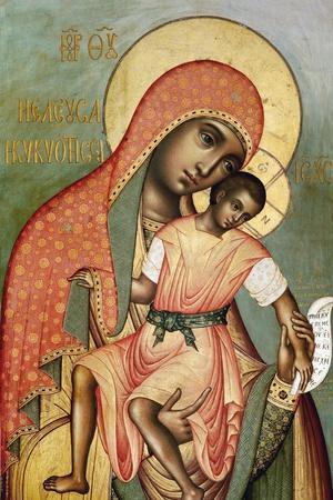 Icon of the Virgin Eleousa of Kykkos