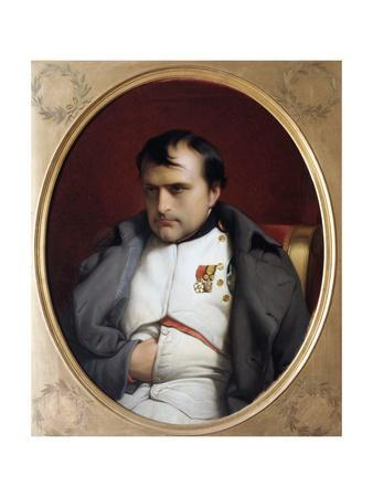 Napoleon in Fontainebleau