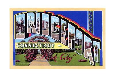 Greeting Card from Bridgeport, Connecticut