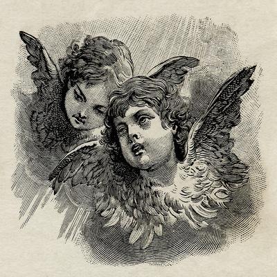 Victorian Cherubs