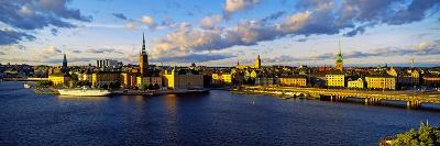 City at the Waterfront, Gamla Stan, Stockholm, Sweden