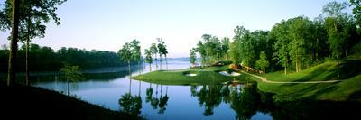 Golf Course, Robert Trent Jones Golf Course, Gadsden, Etowah County, Alabama, USA