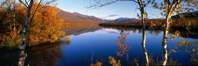 Lake Scene Sweden
