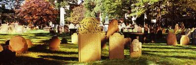 Ancient Burying Ground, Hartford, Connecticut, USA
