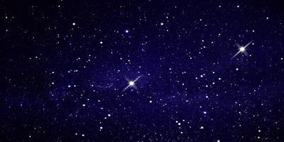 Field of Stars (Photo Illustration)