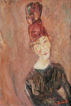 Woman with a Hat, 1926