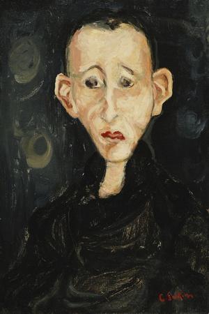 Young Man in the Dark, Le Garcon en Noir, 1924