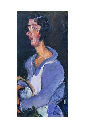 The Cook (Woman in Blue), La Cuisiniere (Femme en Bleu), C. 1935