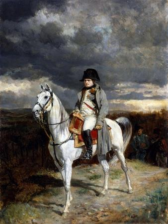 1814 (Napoleon on Horseback)