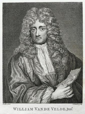 William Van De Velde, Junr.