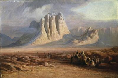 Mt. Sinai, Egypt