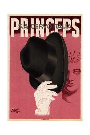 Princeps Poster