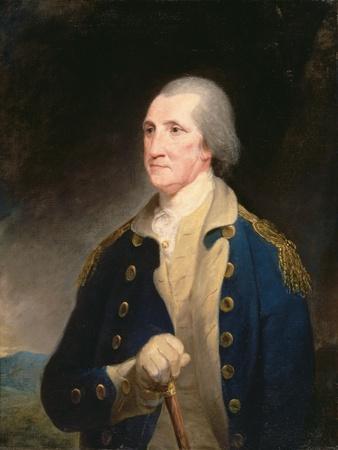 Portrait of George Washington