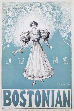 June Bostonian Poster