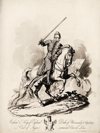 Richard I, King of England